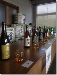 市販酒審査(吟醸)